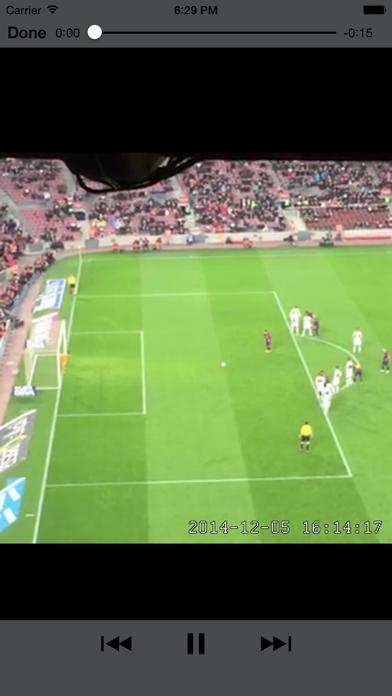 Camara de Video con Fecha y HoraCaptura de pantalla de2