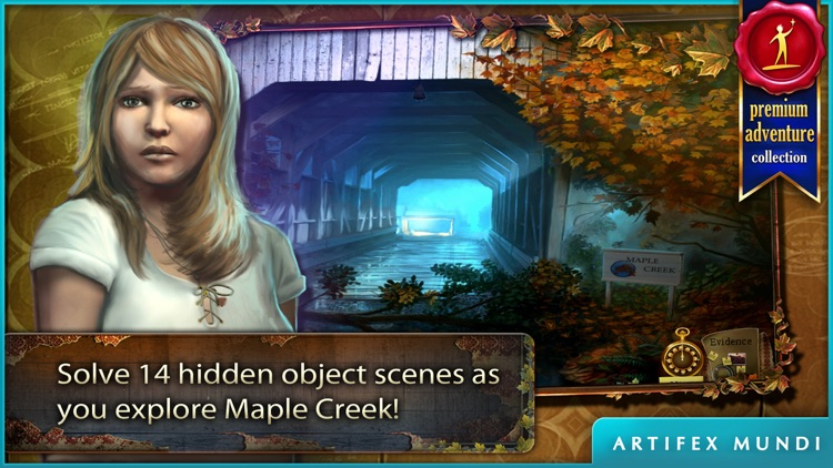 Enigmatis: The Ghosts of Maple Creek screenshot-2