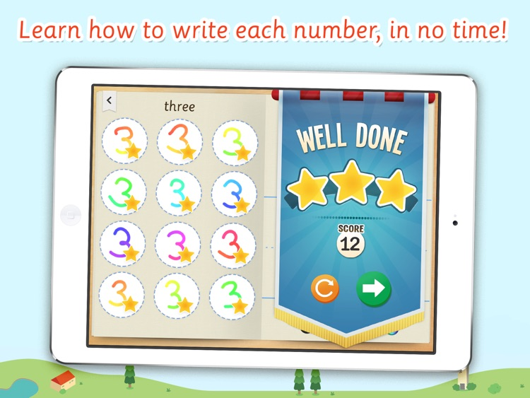 Number Workbook: Learn to write numbers from 0 - 20 for Toddlers and children screenshot-3