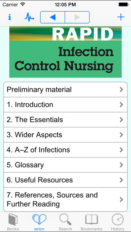 Rapid Infection Control Nursing(FREE Sample)