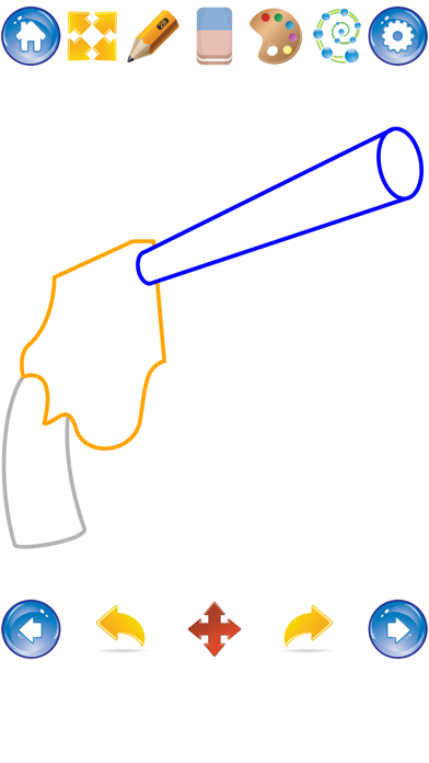 Draw Guns screenshot three
