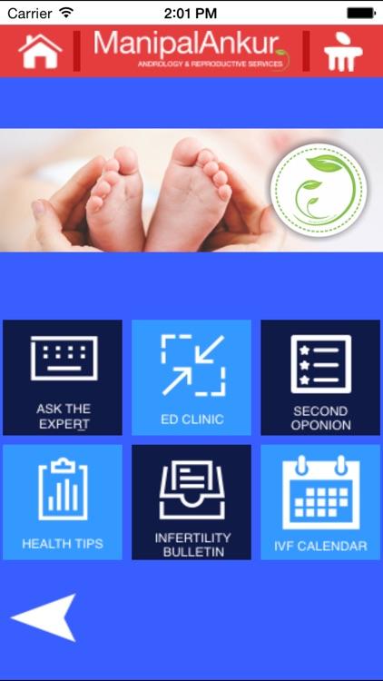 ManipalAnkur Fertility App
