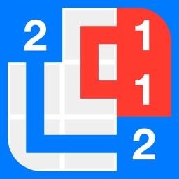 Number Link - Logic Puzzle Game