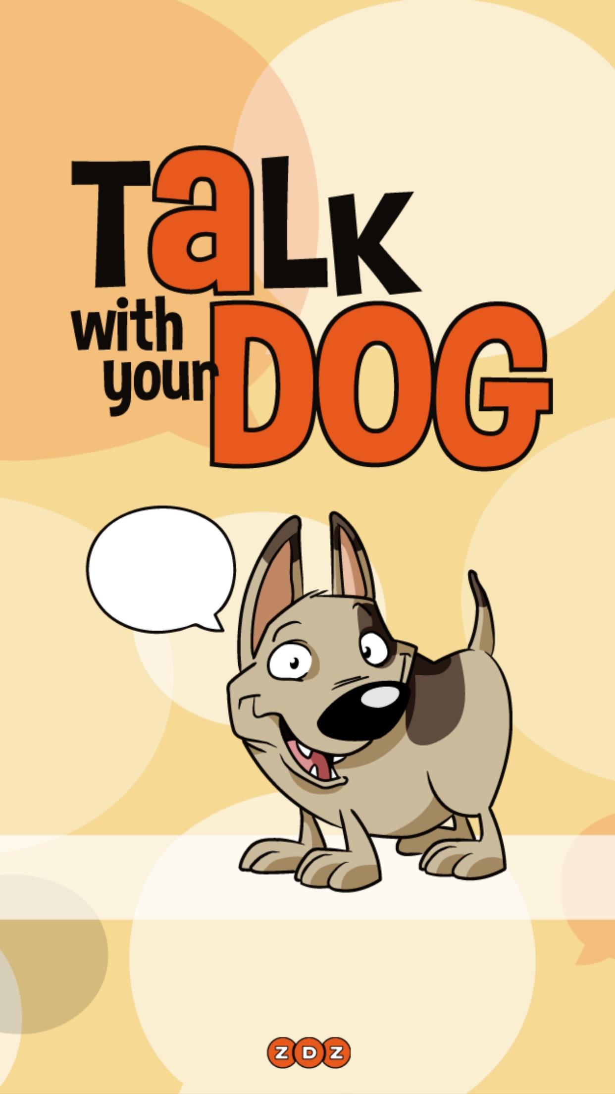 Talk with your Dog – Dog Translator Screenshot