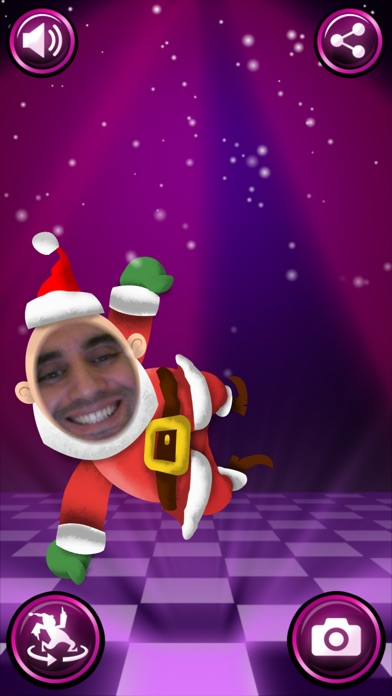 Screenshot #7 for I Am Santa - Dance and Take Pictures