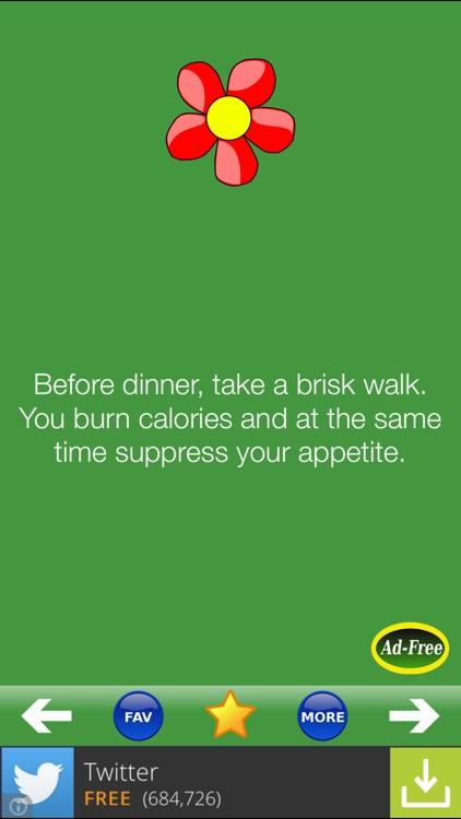 Easy Weight Loss Tips! Best Diet Tracker & Mobile Diet Plan