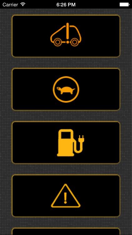 App for Nissan Cars - Nissan Warning Lights & Road Assistance - Car Locator screenshot-3