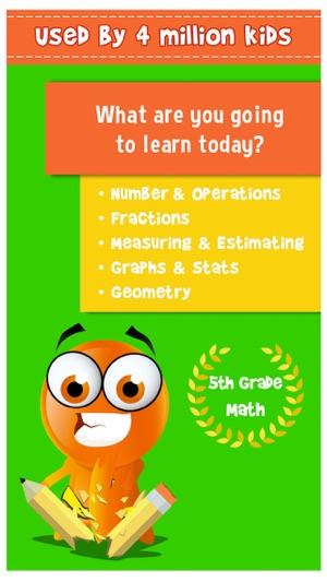 iTooch 5th Grade Math on the App Store