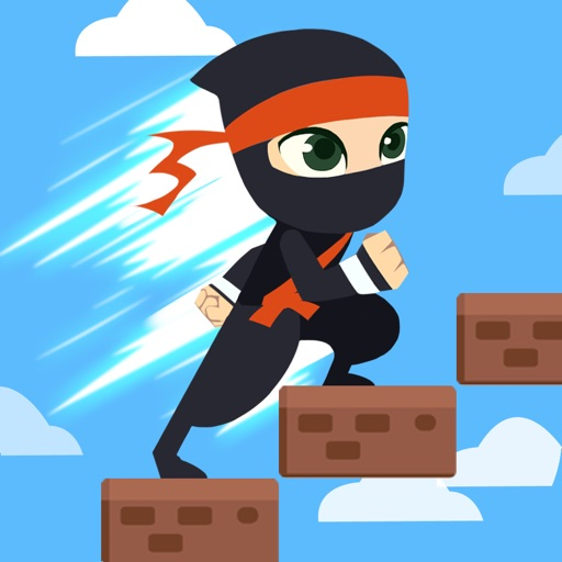 Super Stair Cartoon Hero