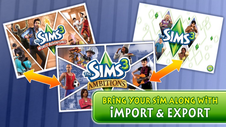 The Sims 3 Ambitions screenshot-4