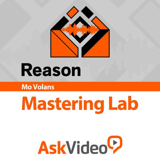 AV For Reason 8 302 - Mastering Lab
