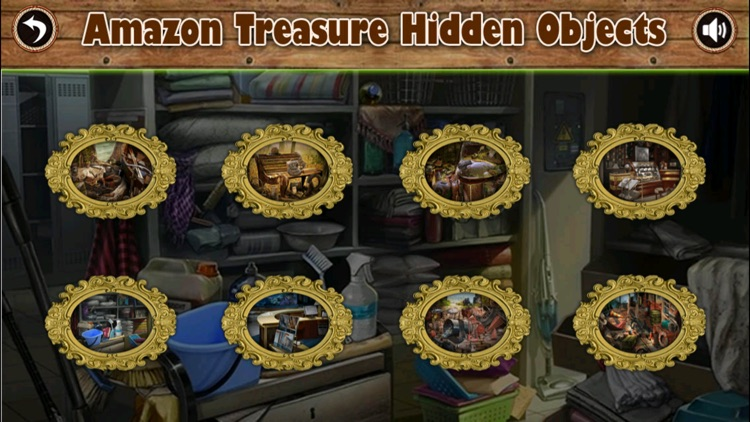 Amazon Treasure Hidden Objects screenshot-4
