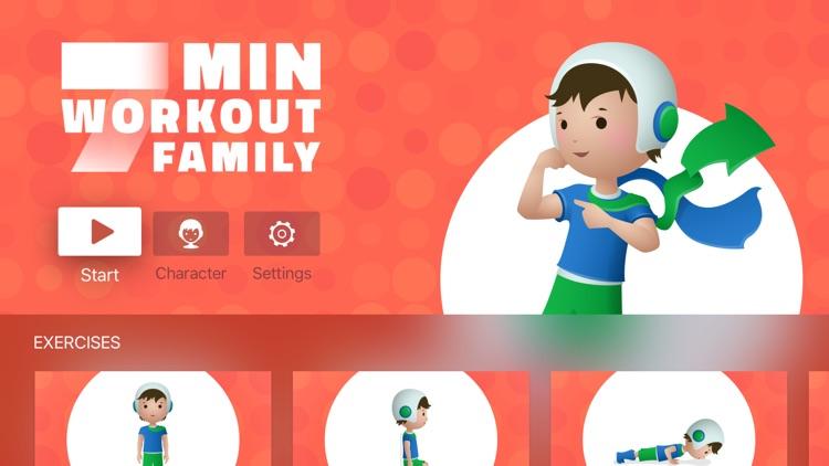 7min Workout Family