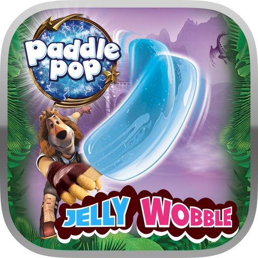 Paddle Pop Jelly Wobble icon