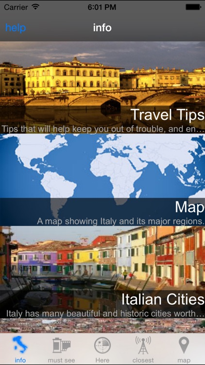 Italy Travel Guide - Italian Guides