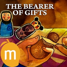 The Bearer Of Gifts-Read Along Interactive Christmas and Bible story for Children