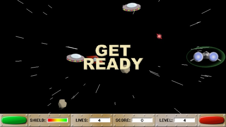 Galaxy Blasters screenshot-2