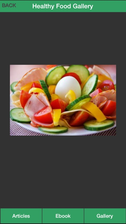 Healthy Eating Plus - Guide To Eat Right For Your Health! screenshot-3