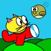 Kitty Launch – Smash Cannisters To Clear The Birdies From Your Path