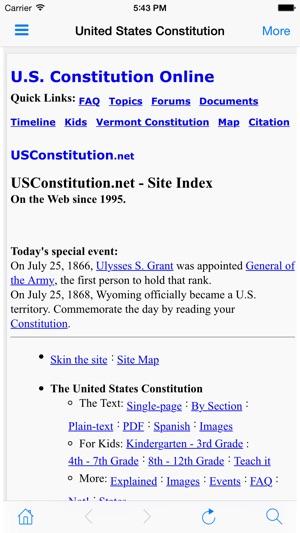 constitution citation