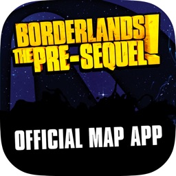 Official Map App for Borderlands: The Pre-Sequel