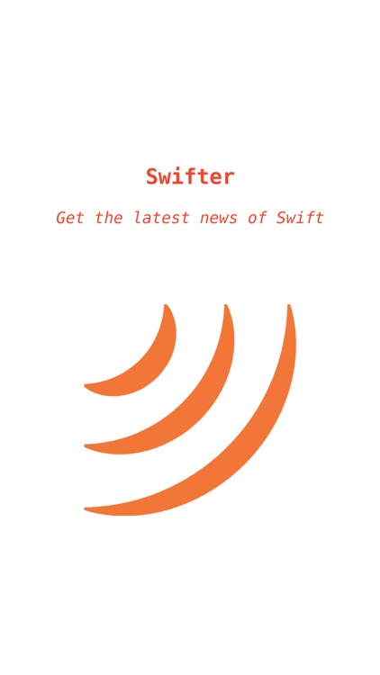 Swifter - Get the latest news, for Swift -