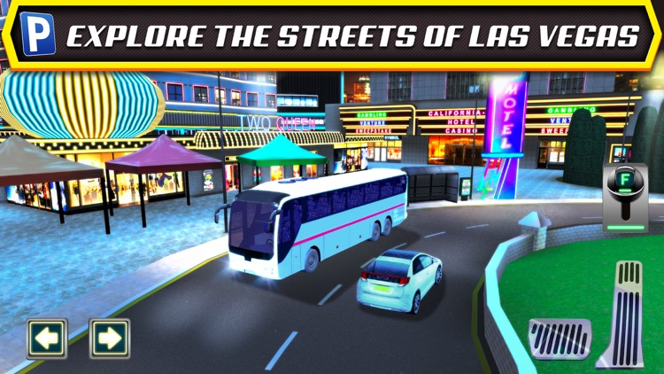 Las Vegas Valet Limo and Sports Car Parking screenshot-4