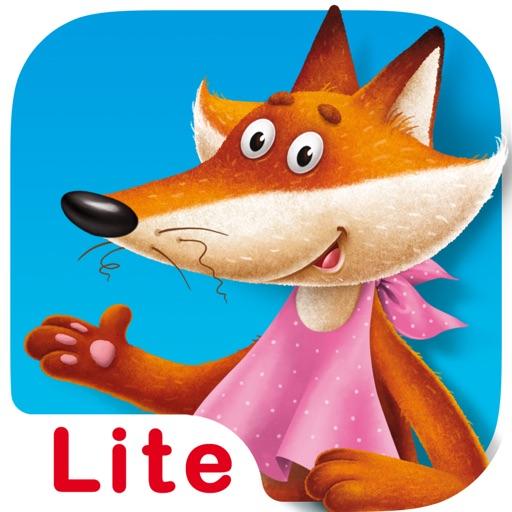 Сказки для детей: Лиса и Журавль. Lite