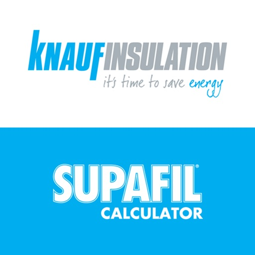 Supafil E-Calculator for iPad by Knauf Insulation