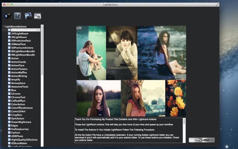 LightActions screenshot 3