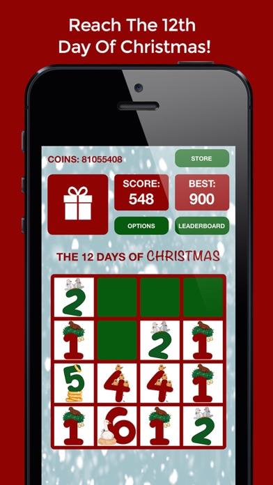 点击获取12 Days Of Christmas - A 2048 Number Puzzle Game!