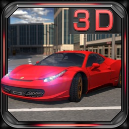 Crazy City Car Parking 3D