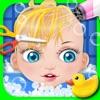 赤ちゃんの洗浄、ヘアサロン - 子供向けゲーム