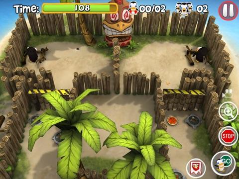 Screenshot #5 pour Yetisports Penguin X Run*