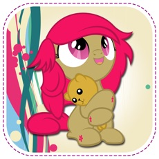 Activities of Pony Match Pairs - Memory Training Game