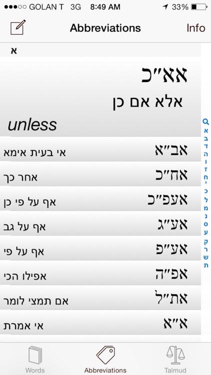 Talmud Keys