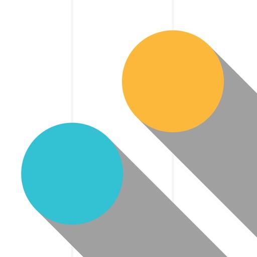 Dots Two Circle