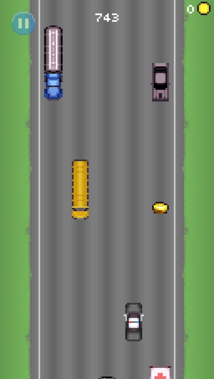 Pixel Cars : Retro Racing screenshot-3