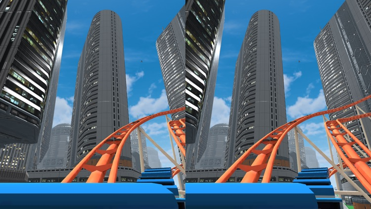 VR Roller Coaster screenshot-3