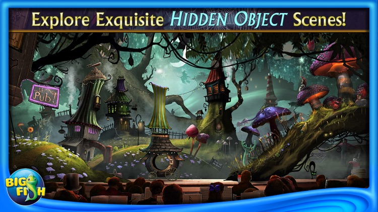 Dark Manor: A Hidden Object Mystery.