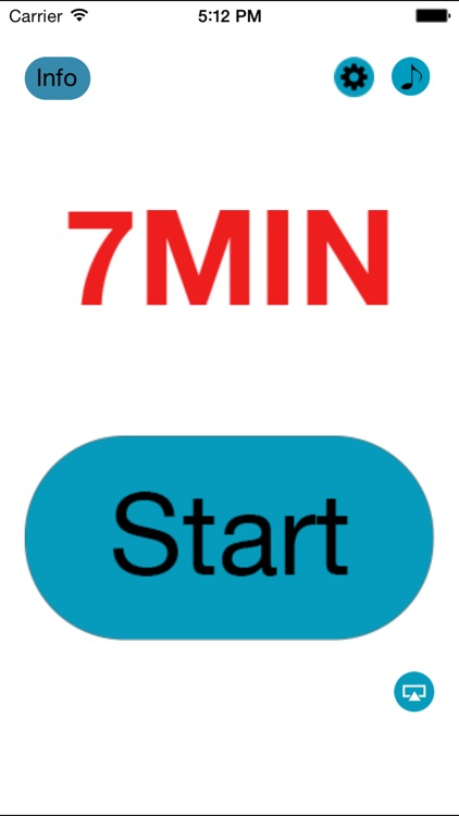 7Min 7 Minute Workout