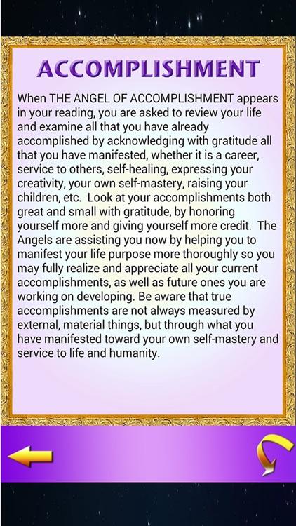 PEARLS OF WISDOM ANGEL CARDS ~ AEOLIAH screenshot-4