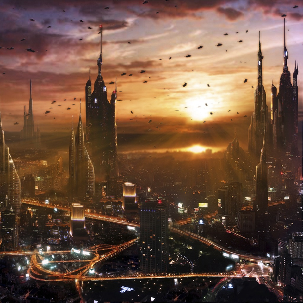 Future City Wallpapers