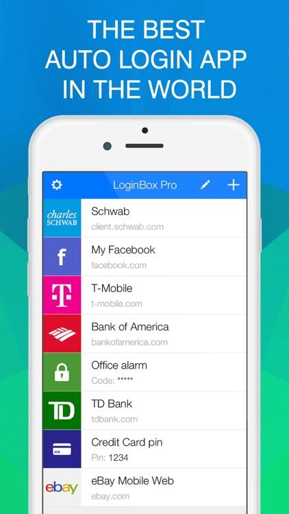 LoginBox Pro