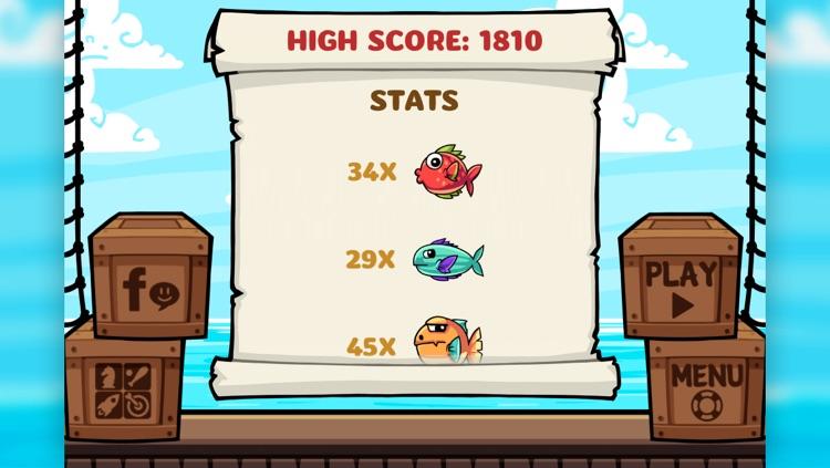 Fish Jump - Tap Tap Free Arcade Game
