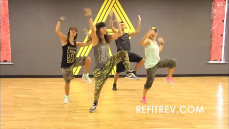 Dance Fitness screenshot-3