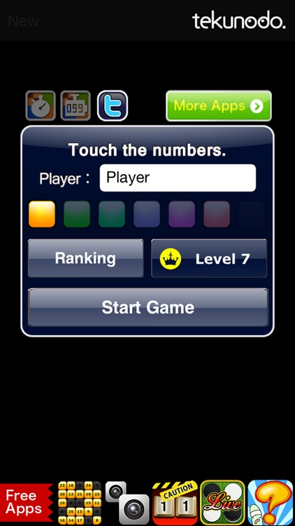Touch the Numbers screenshot-3