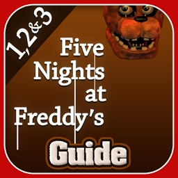 Best Pocket Guide for Five Nights at Freedy's 1+2+3 Unofficial