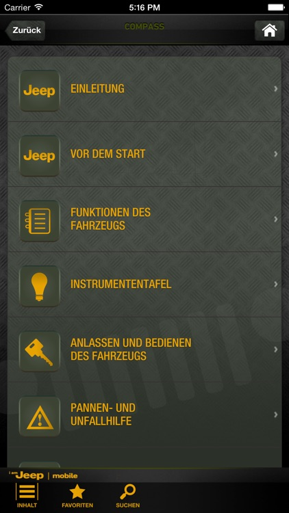 i am Jeep mobile screenshot-4