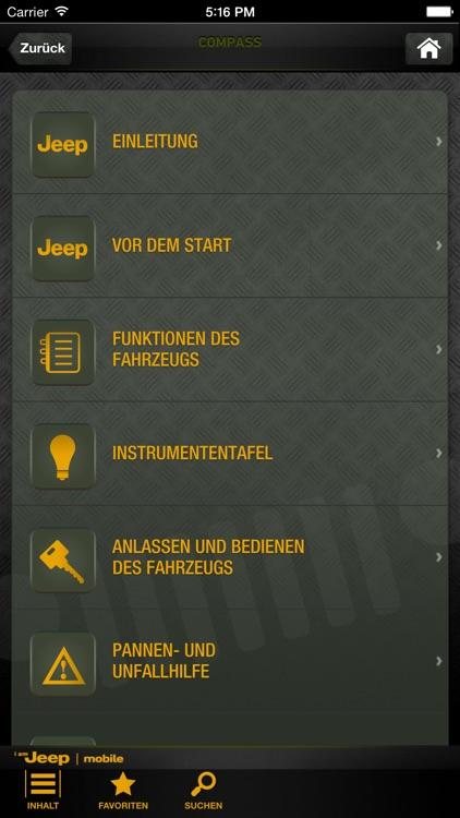i am Jeep mobile screenshot-4